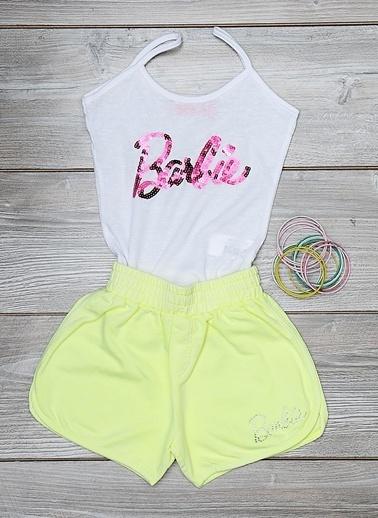 Barbie Şort Yeşil